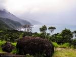 Trilha para praia de Bonete (Ilhabela, SP)