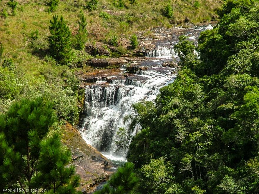 Trilha das Cachoeiras (Vale do Itararé)