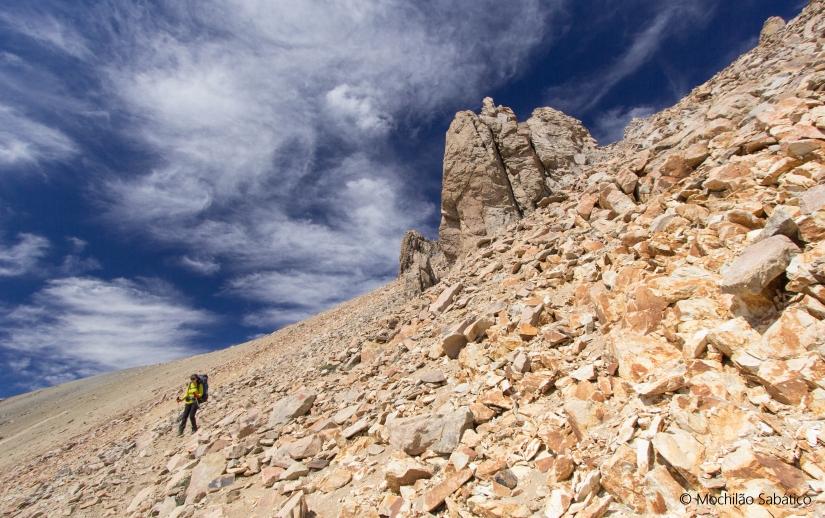 Cresteo Cerro Catedral no Parque Nacional Nahuel Huapi (Bariloche, Argentina)