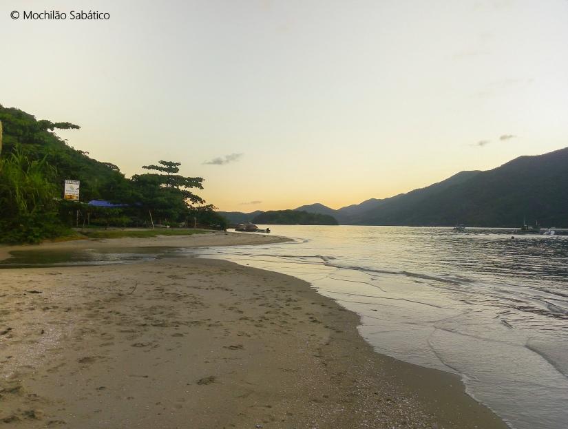 Praia do Cruzeiro (Reserva Ecológica da Juatinga, Paraty)