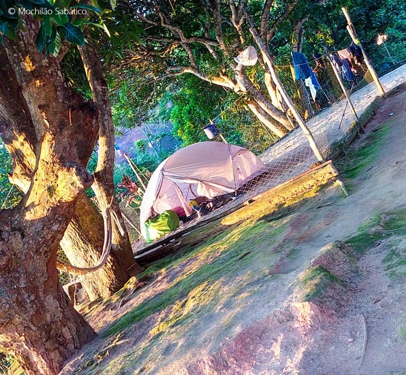 Camping no Cairuçu das Pedras (Reserva Ecológica da Juatinga)
