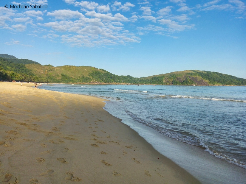 praia do Sono (Reserva Ecológica da Juatinga)