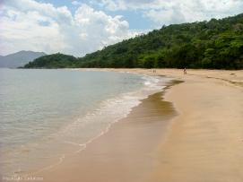 Trilha das 7 praias (Ubatuba, SP)