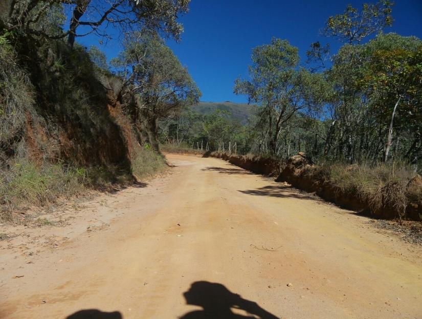 Papagaio-Itatiaia estrada terra
