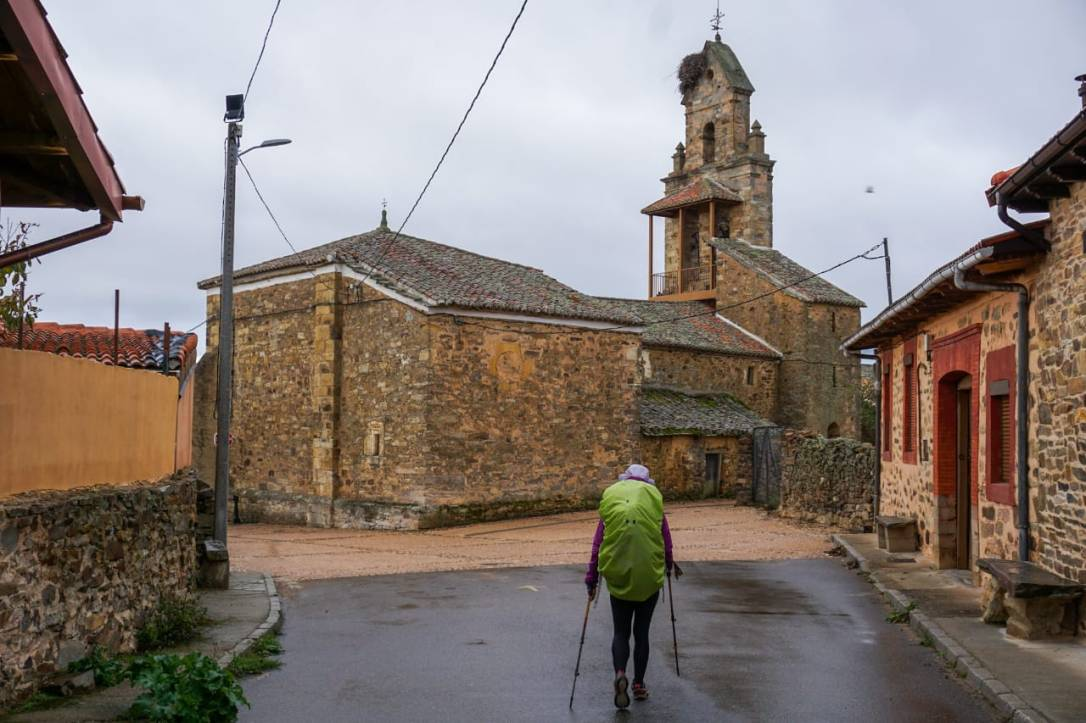 Caminho de Santiago de Compostela_vazio