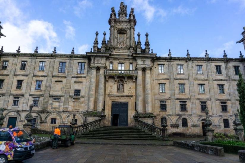 Monastério de San Martín Pinario