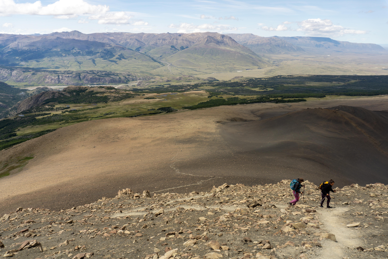 Loma del Pliegue Tumbado_El Chalten