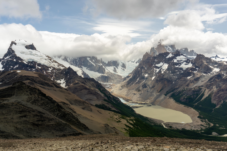 Cerro Solo e Laguna Torre