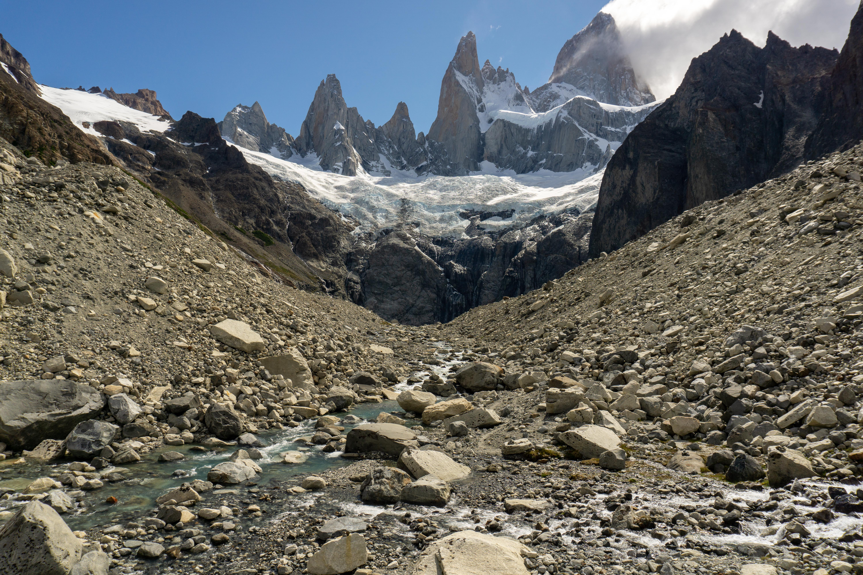 trilha Laguna Sucia