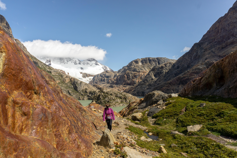 Glaciar Marconi_El Chalten