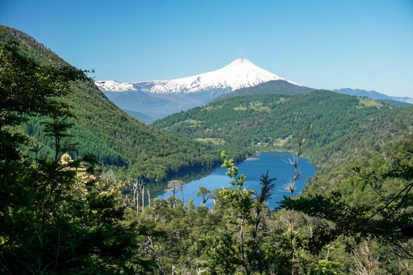 Parque Nacional Huerquehue_Chile