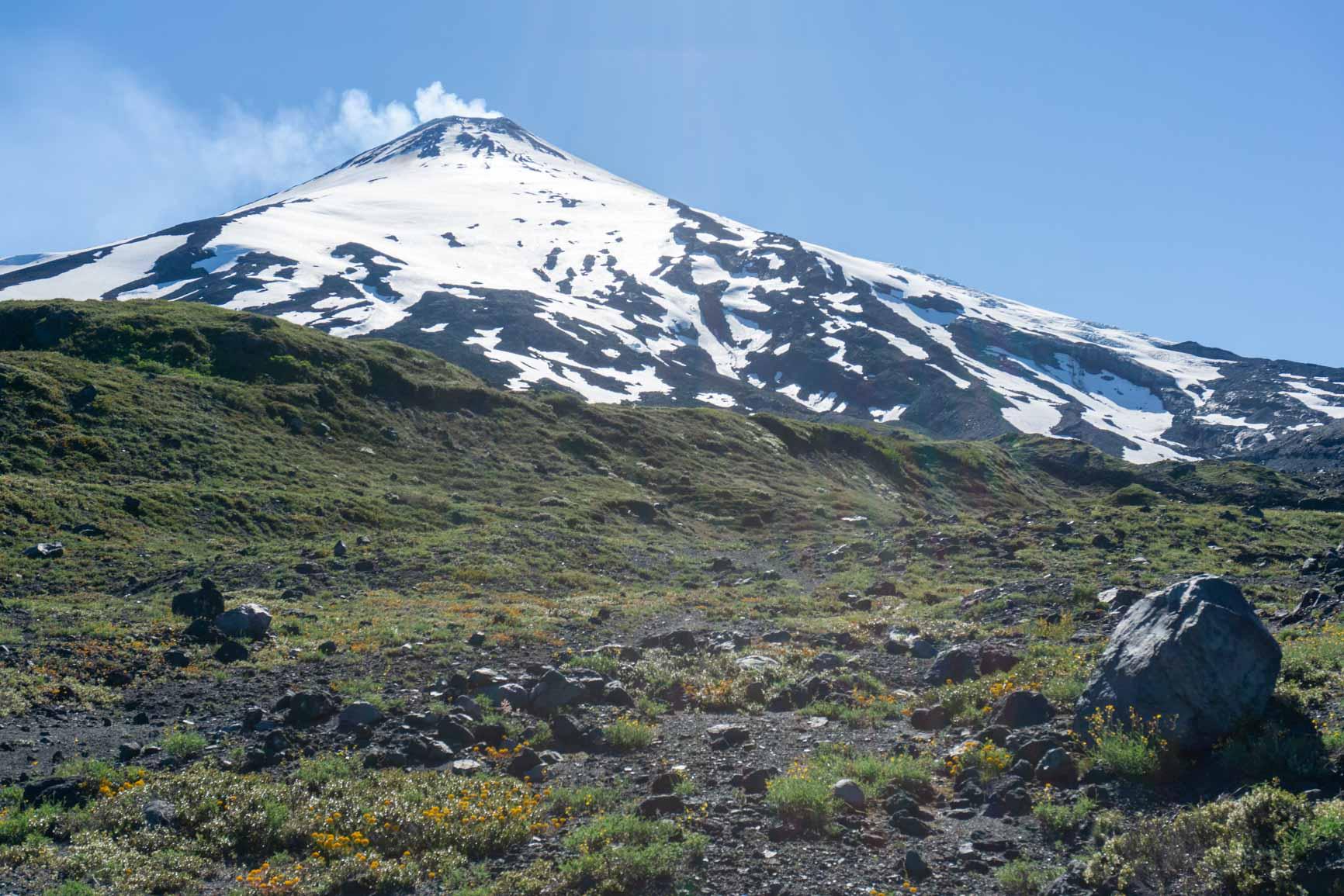 Patagonia_Chile_Pucon_Parque Nacional Villarrica