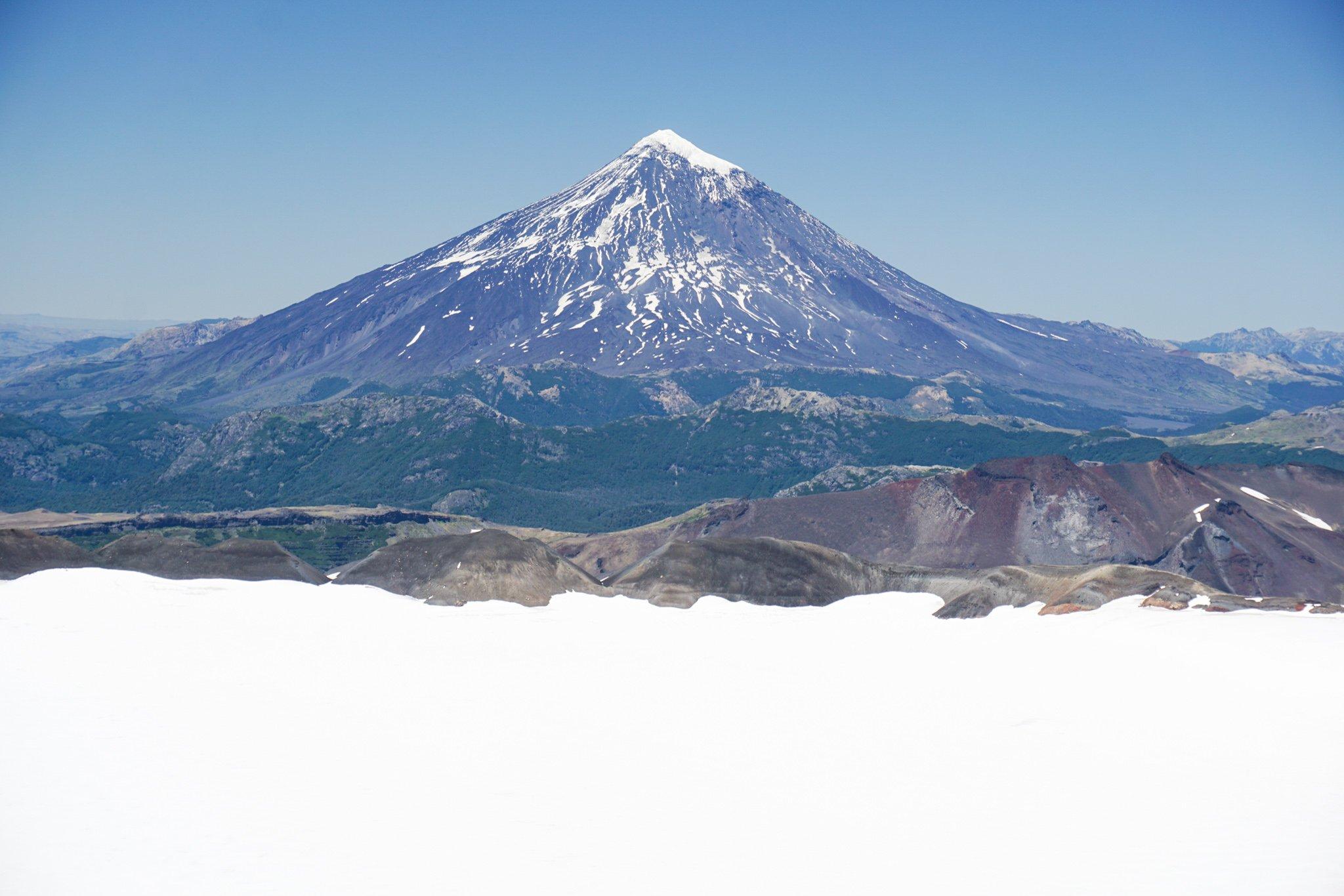 Vulcao Quetrupillan